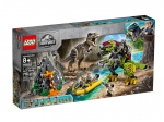 LEGO® Jurassic World™ 75938 - T.rex vs. Dinorobot