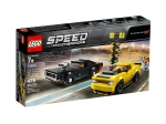 LEGO® Speed Champions 75893 - 2018 Dodge Challenger SRT Demon a 1970 Dodge Charger R/T